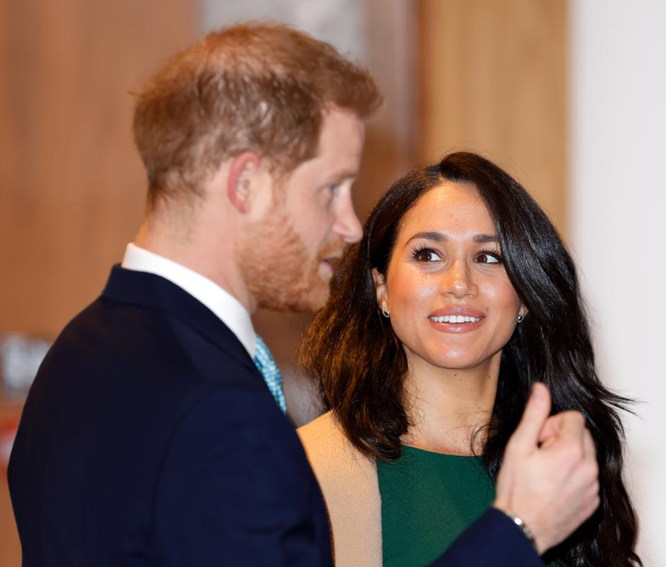 Meghan Markle Prince Harry Very Sad And Swiftly Out Sussexit Is Now In Play