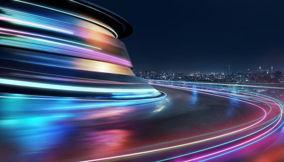 Innovation, speed, acceleration, iteration, improvisation
