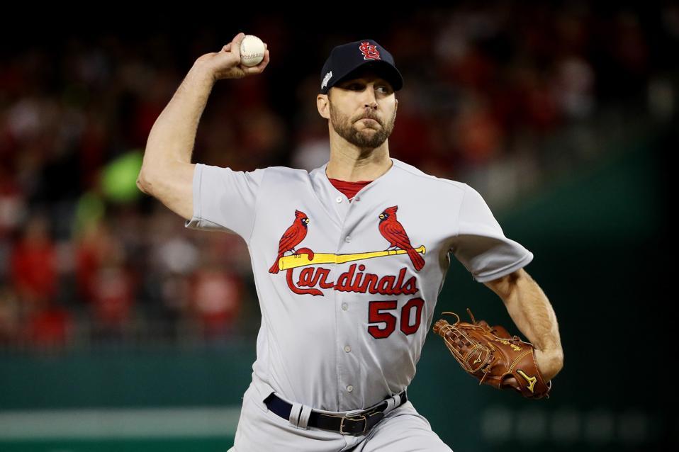 League Championship Series - St Louis Cardinals v Washington Nationals - Game Four