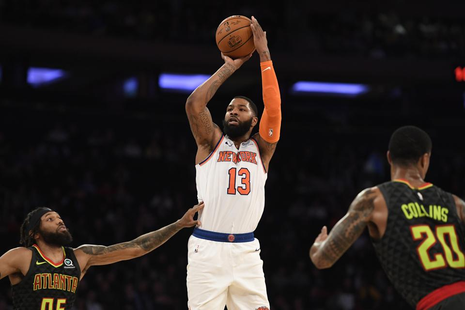 Image result for marcus morris new york knicks