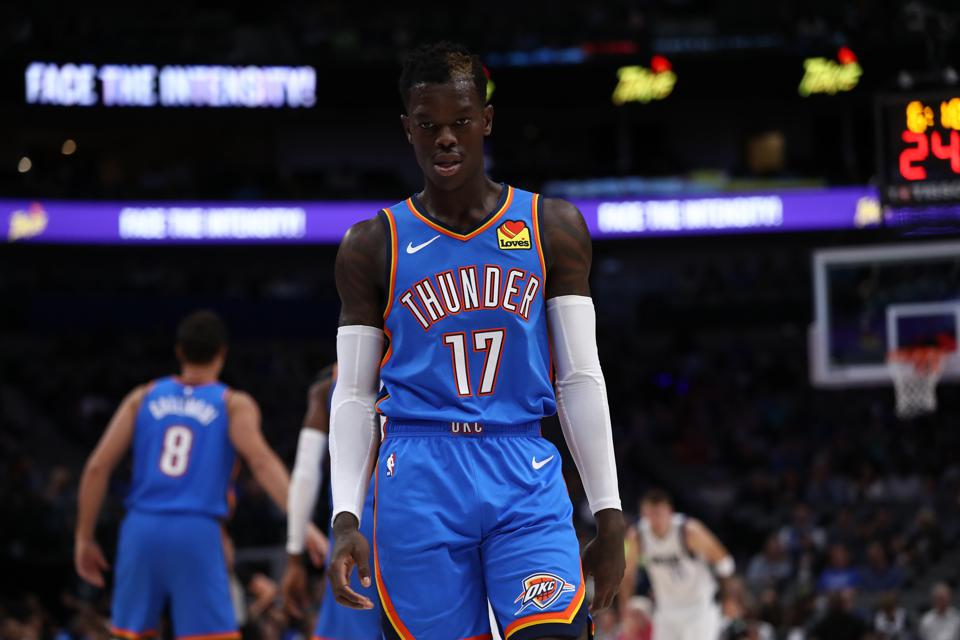 What To Watch For In The Oklahoma City Thunder 2019-20 Season Opener