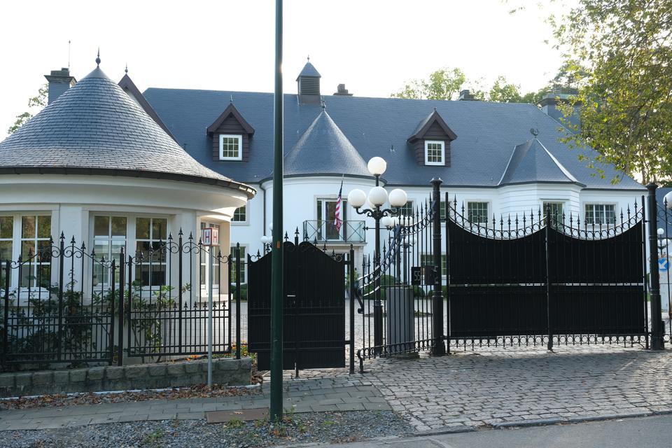 Renovations To US Ambassadorial Residence In Brussels Draw Scrutiny