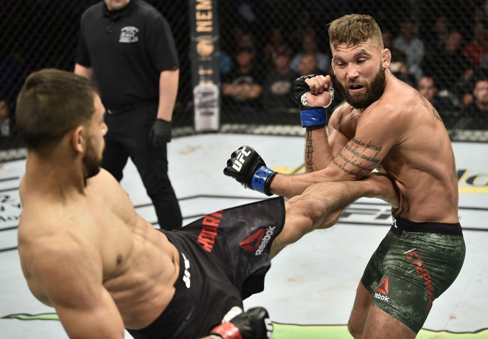 UFC Fight Night: Rodriguez v Stephens