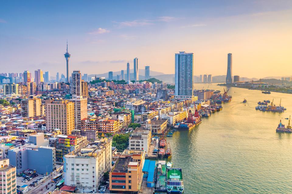 The Macau city