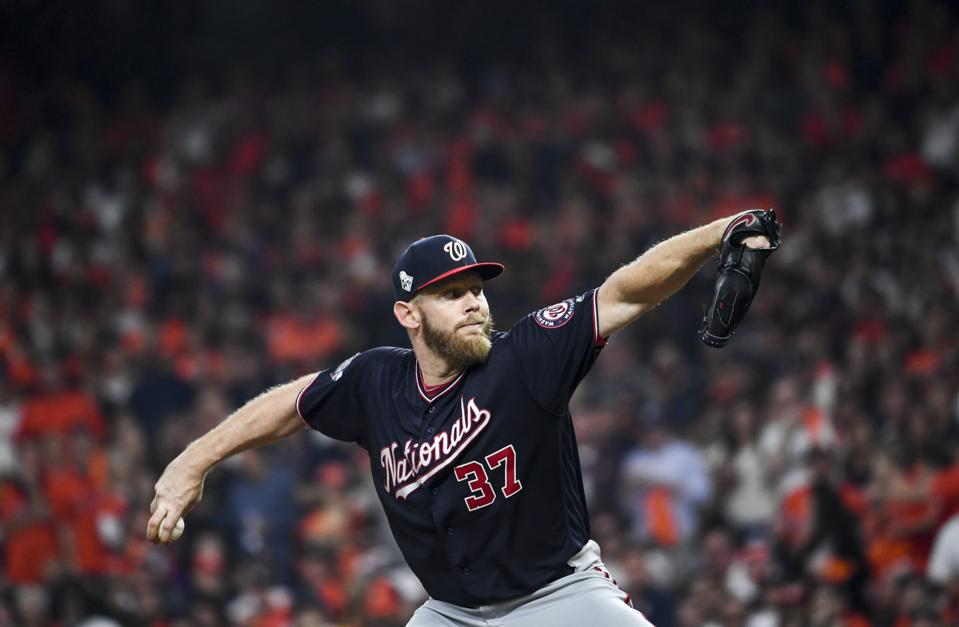 World Series 2019 Game 6 - Houston Astros at Washington Nationals