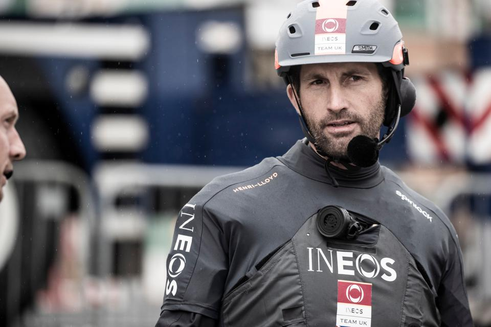 INEOS TEAM UK Training - British Challenger for 36 America's Cup