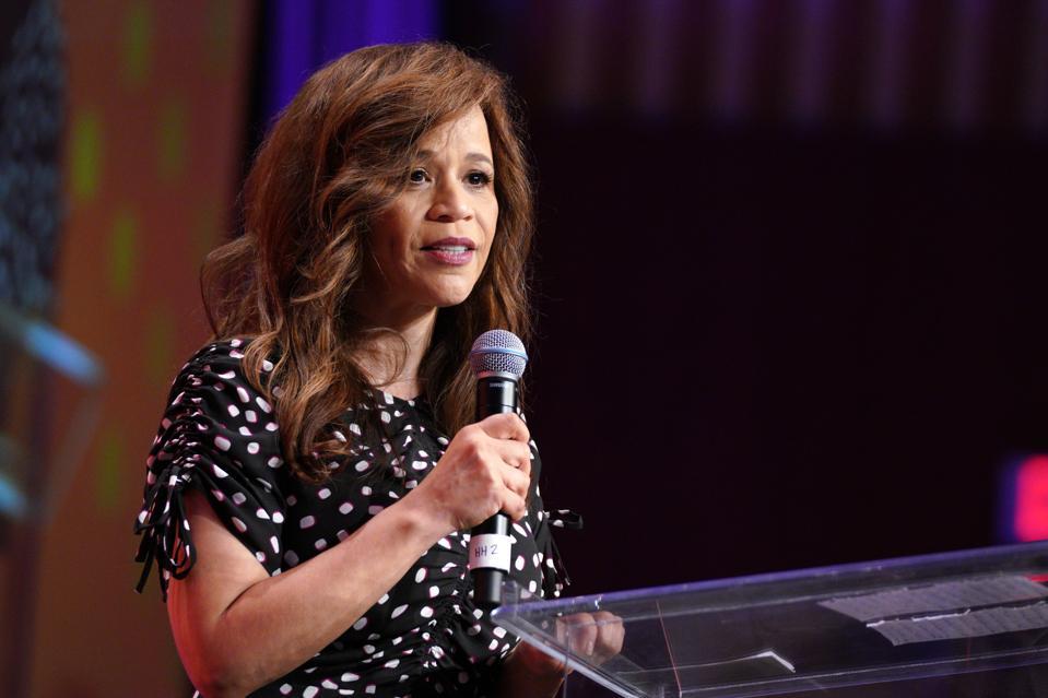 10th Anniversary Hispanicize Latinavator Luncheon Honoring Rosie Perez