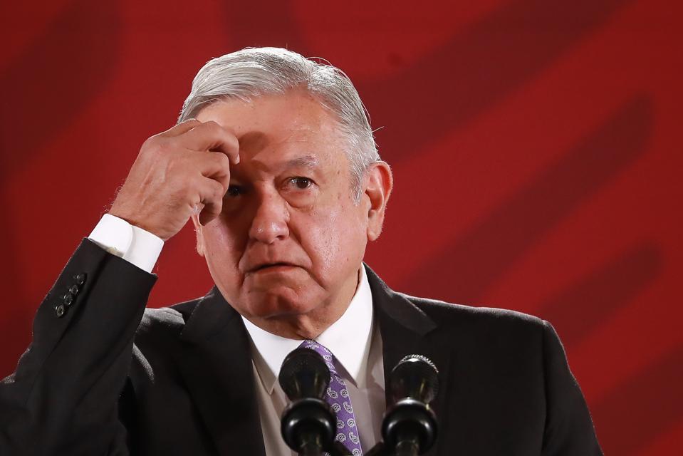 Lopez Obrador Daily Morning Briefing