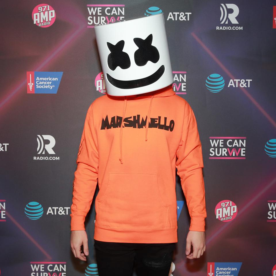 Marshmello is partnering with social video app TRILLER.