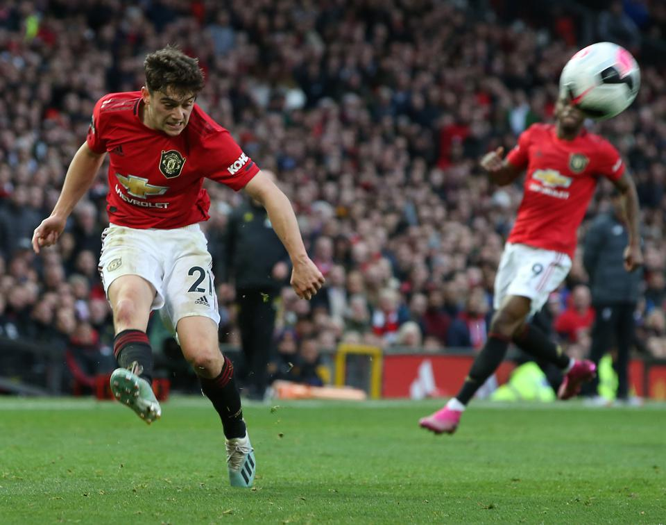 Why Manchester United Have A Gem In Daniel James