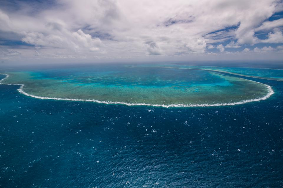 Great Barrier Reef and Hardy Reef, Australia