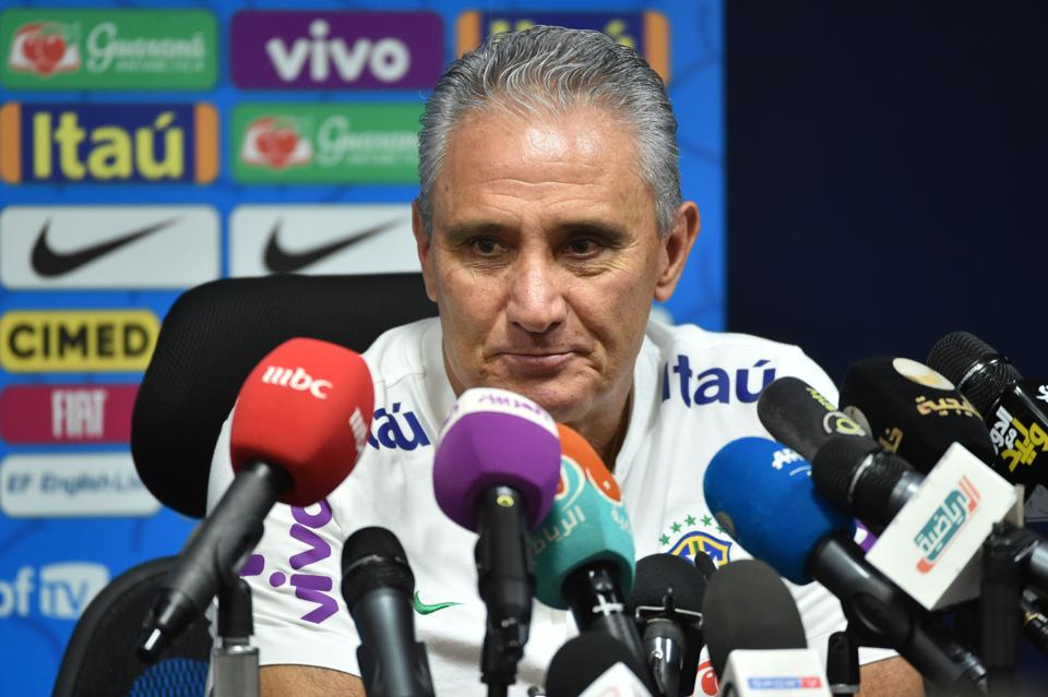 Brazil And Tite Falter In 1-0 Defeat Against Argentina