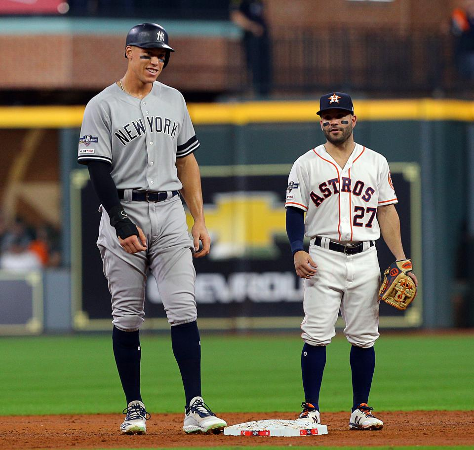 Astros Sign-Stealing Revelation Creates Frustration For The Yankees