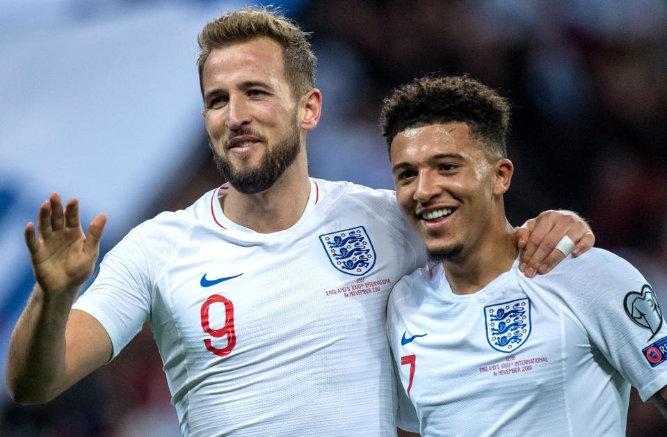 England v Montenegro - UEFA Euro 2020 Qualifier