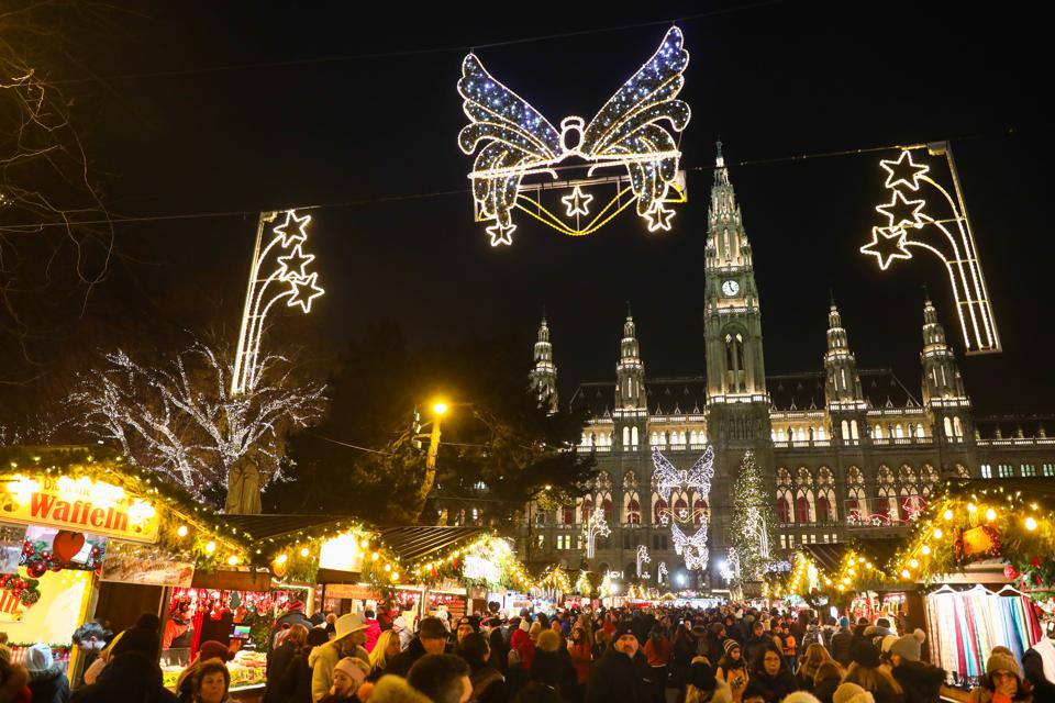 Combine European Christmas Markets With Ultimate Luxury, On Crystal River Cruises