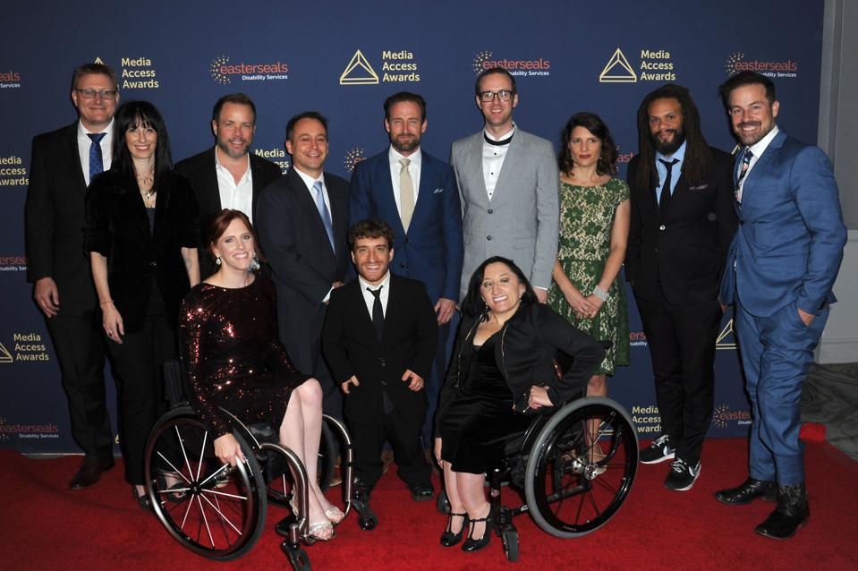 The Disability List is announced at the 40th Annual Media Access Awards