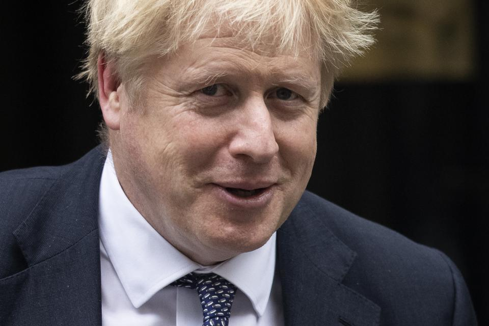 Boris Johnson Takes Questions In The House