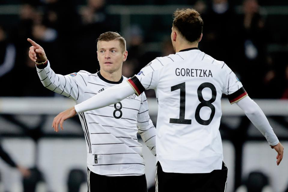 Germany  v Belarus  -EURO Qualifier