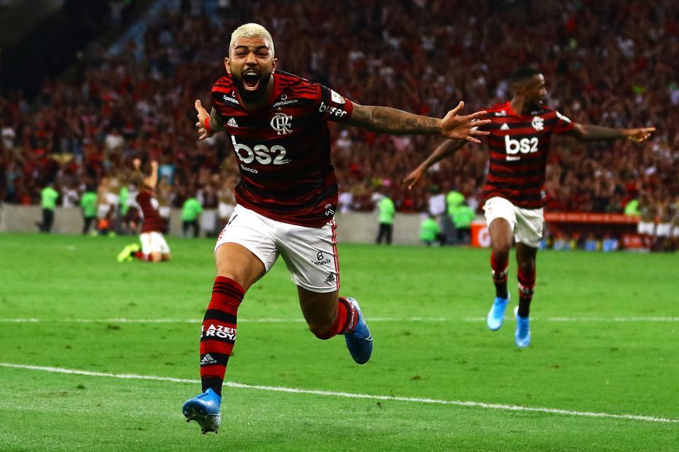 Brazilian Giant Flamengo Destroys Gremio To Reach Copa Libertadores Final