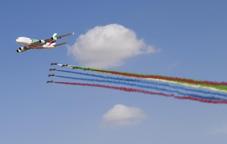 UAE-DUBAI-AIRSHOW