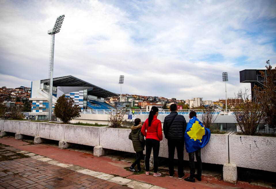 Kosovo v England - UEFA Euro 2020 Qualifying - Group A - Fadil Vokrri Stadium