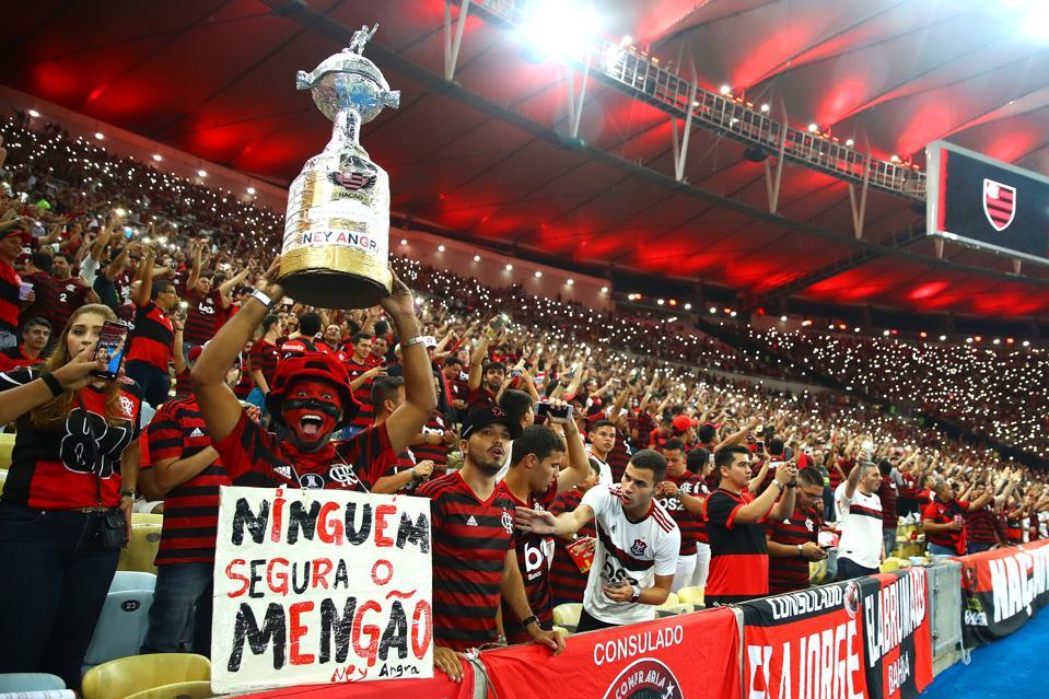 Splash The Cash Copa Libertadores Final In Lima Comes At