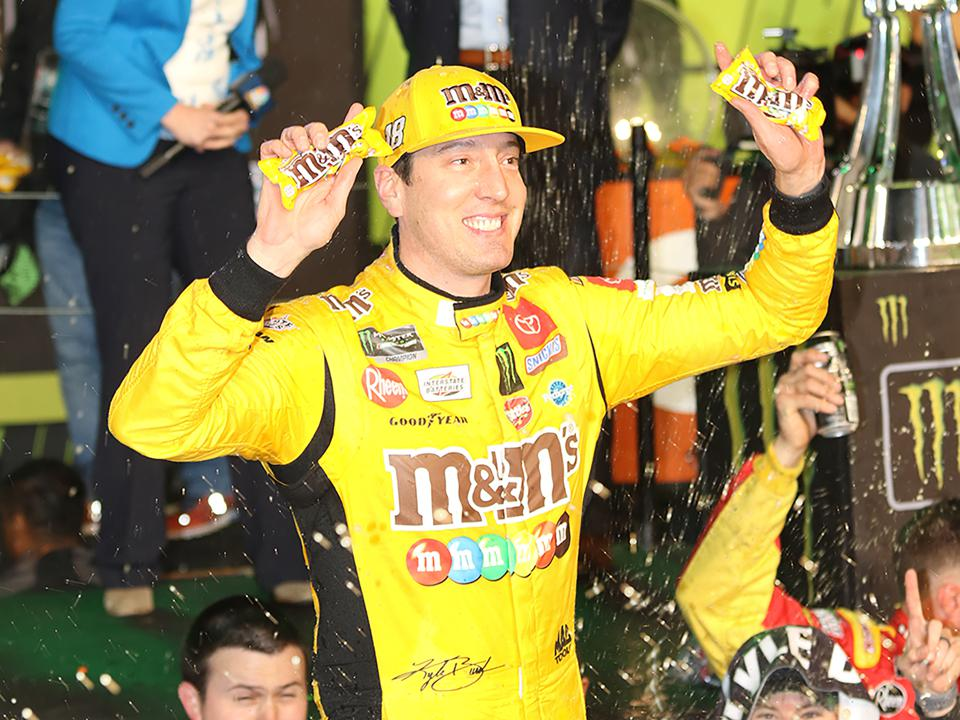 Nascar's Highest-Paid Drivers 2020: Kyle Busch Takes The Lead With $18 Million As Salaries Stall