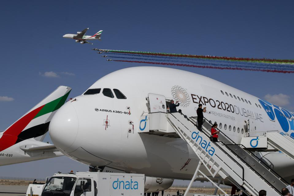 The Truth Is That Emirates Net Canceled $20 Billion Of Aircraft Orders At The Dubai Airshow—Contrary To Media Headlines.