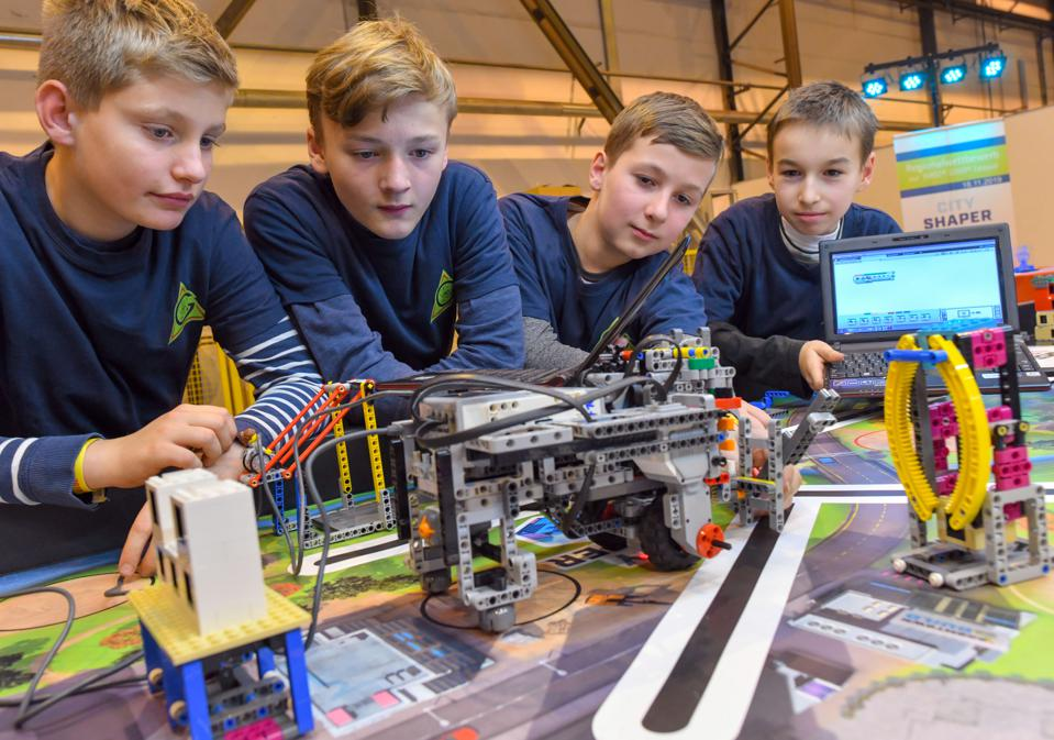First Lego League Regional Competition