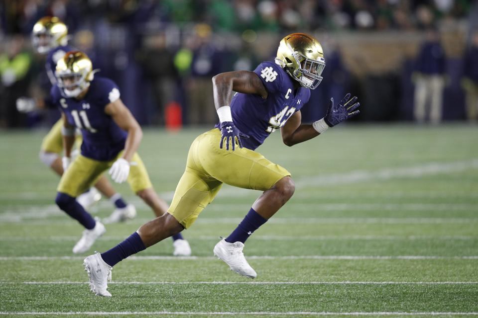 Here S How Notre Dame Can Run The Table To College Football