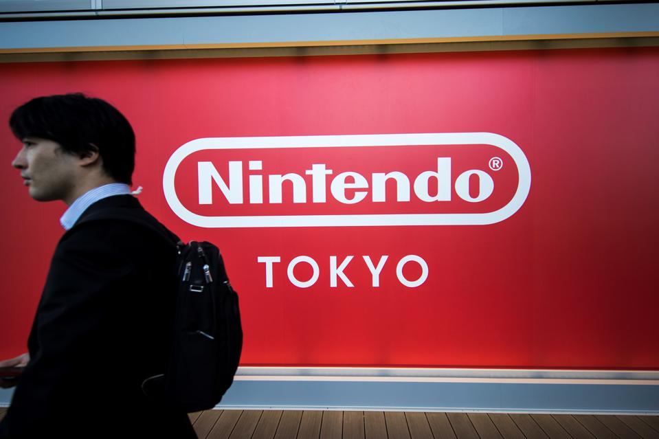 JAPAN-COMPUTERS-GAMES-NINTENDO