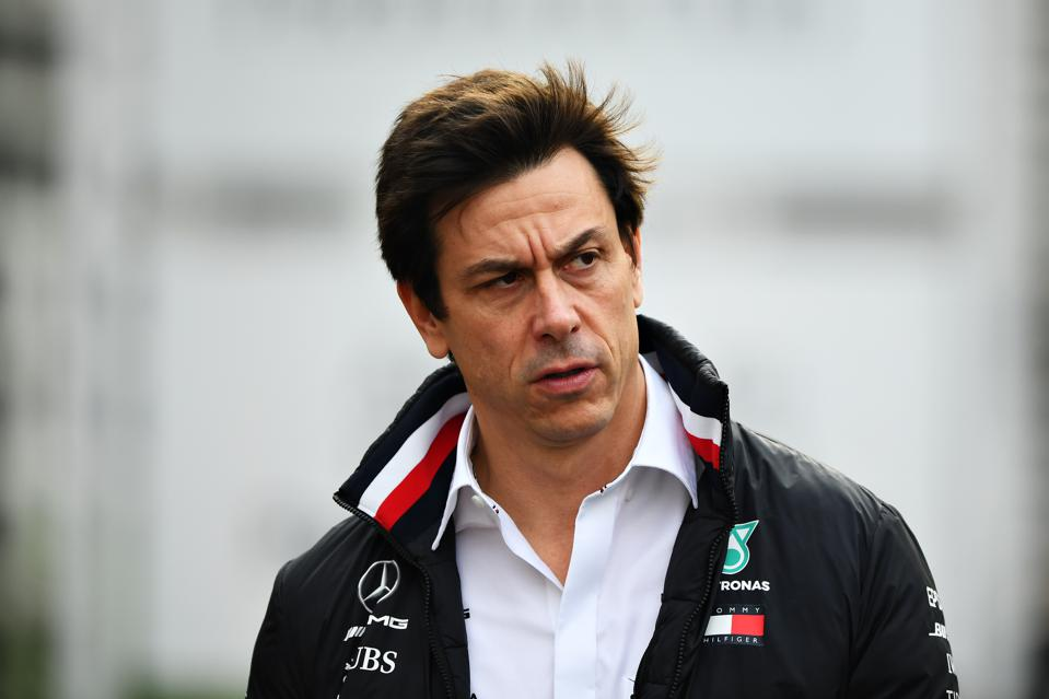 Toto Wolff is one of the smartest operators that F1 has ever seen (Clive Mason/Getty Images)