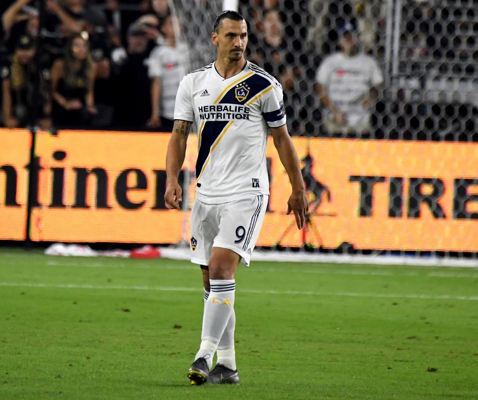 Los Angeles Galaxy v. Los Angeles Football Club