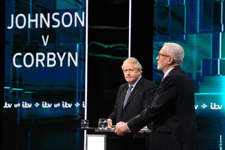 Tories Incur The Wrath Of Twitter As U.K. Election Debate Takes Misleading Turn