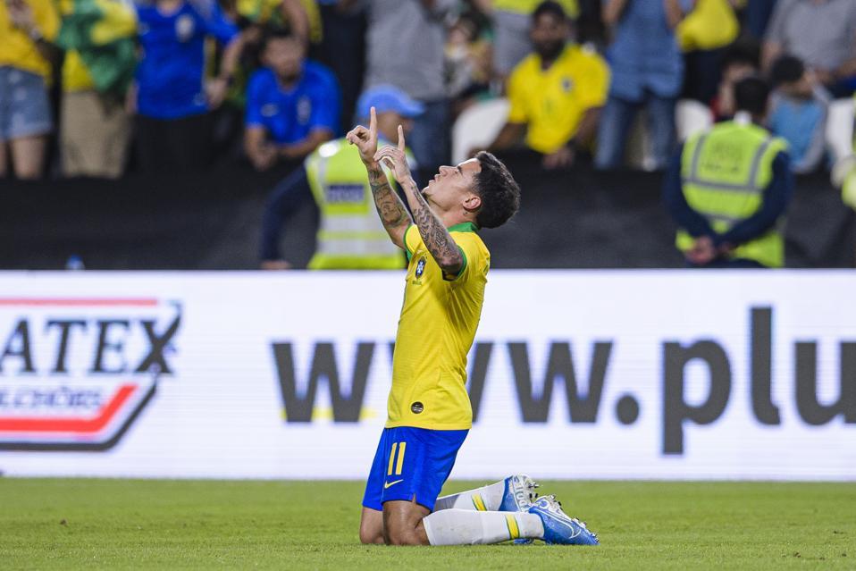 Brasil v República de Corea - Amistoso internacional