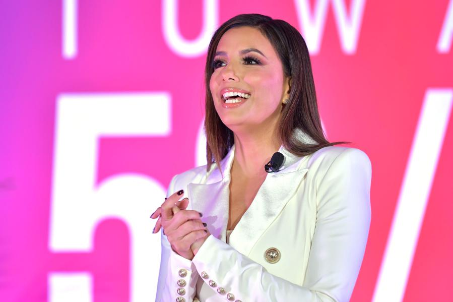 A Conversation With Eva Longoria: How To Empower Entrepreneurs.