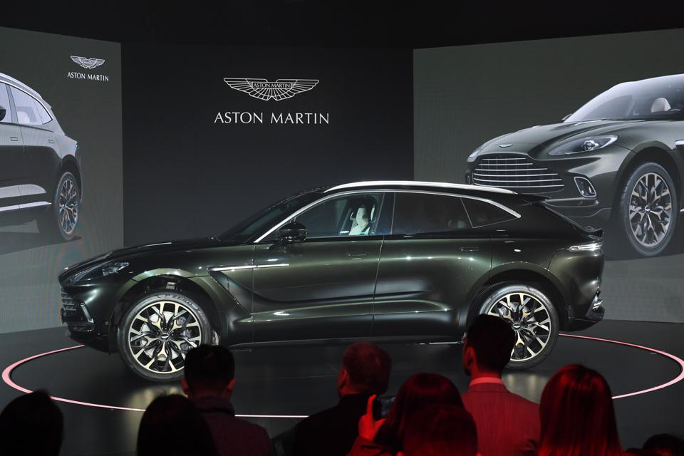 Aston Martin Shares Jump Another 3% After Unconfirmed Bid Reports