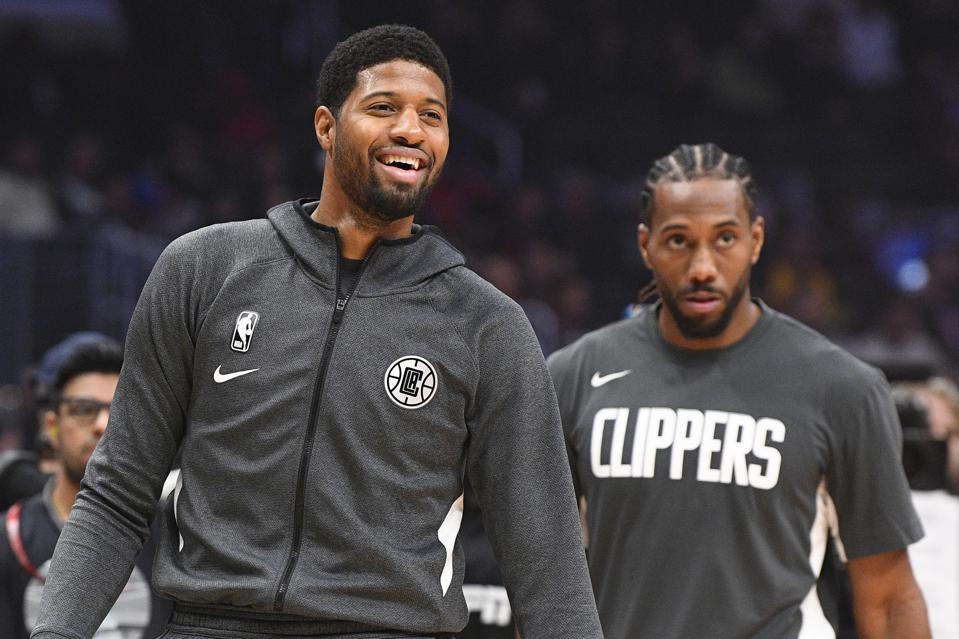 The Kawhi Leonard And Paul George Show Needs Fine-Tuning, But Is A Success: 'We Are Still Learning'