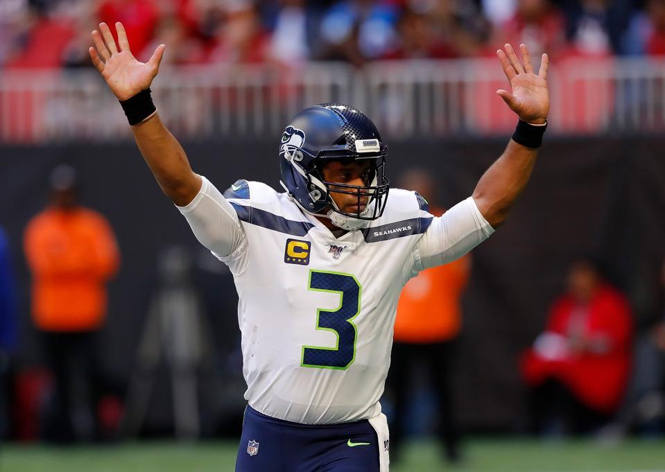 Seattle Seahawks vAtlanta Falcons