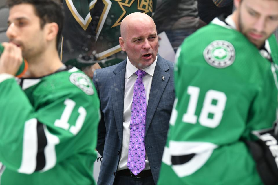 Dallas Stars Fire Jim Montgomery 1 Day After NHL Commissioner Gary Bettman Announces Action Plan For Hockey Culture Issues