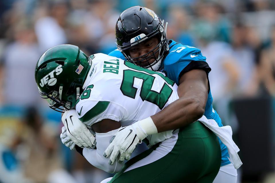 New York Jets vJacksonville Jaguars