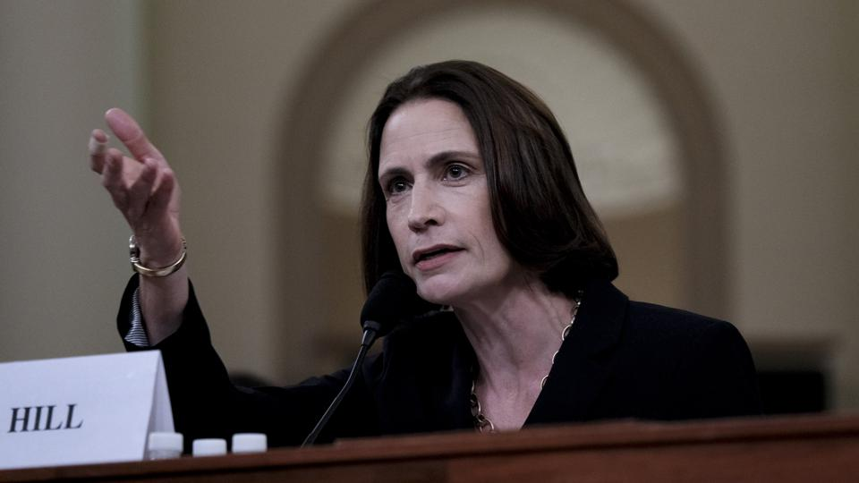 Fiona Hill's Master Class Is A Lingering Badge Of Shame For Oxford University