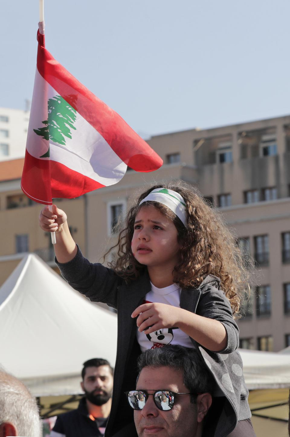 LEBANON-POLITICS-PROTESTS