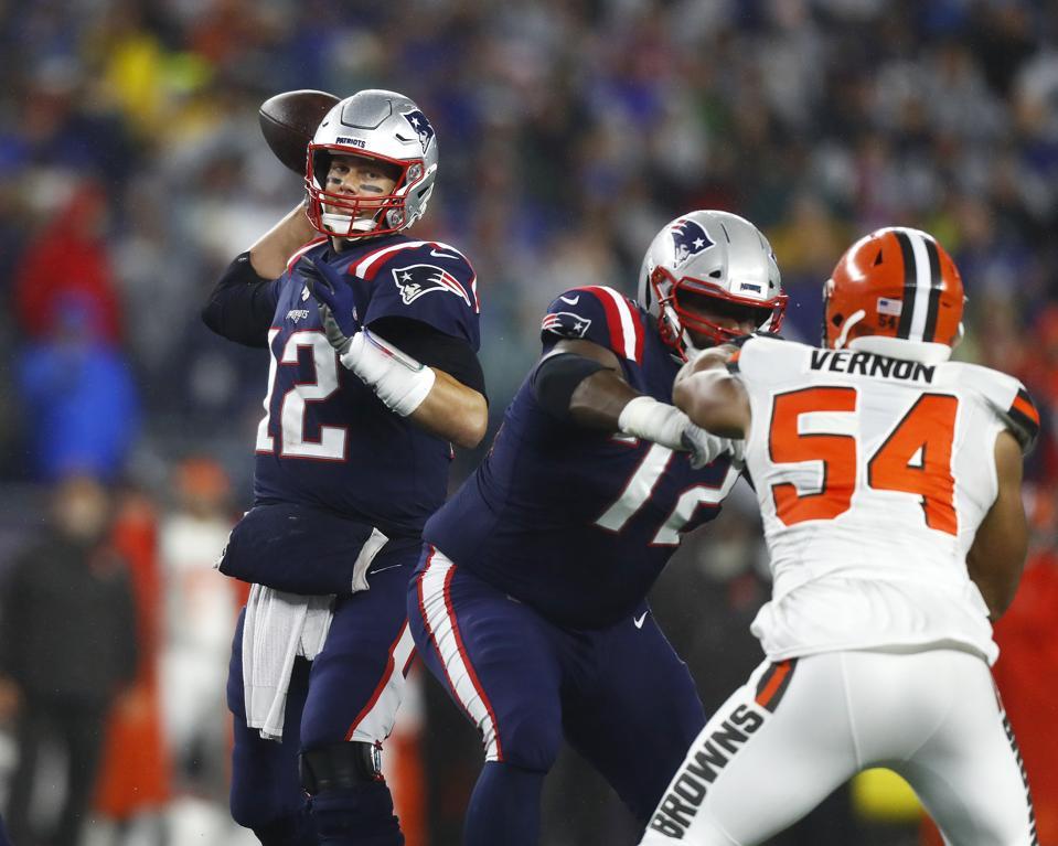 Cleveland Browns vNew England Patriots