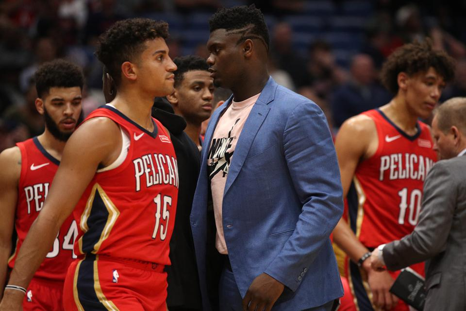 New Orleans Pelicans Roster Audit Balancing Potential And
