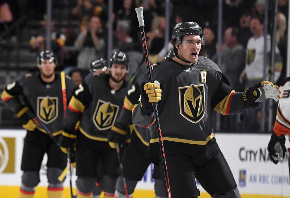 The Las Vegas Golden Knights are bringing Sense Arena's virtual reality technology to their practice facility for use of a new fan activation.