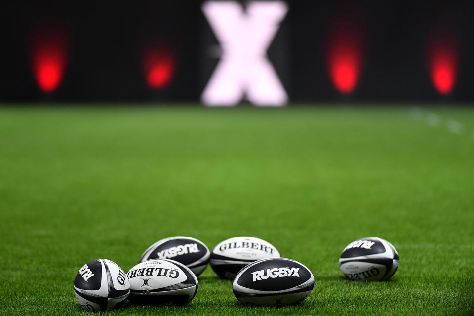 Rugby X At The O2 Arena