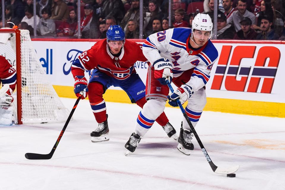 NHL: NOV 23 Rangers at Canadiens