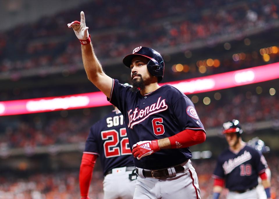 Don't Expect Anthony Rendon or Madison Bumgarner To Be Dodgers' Plan B