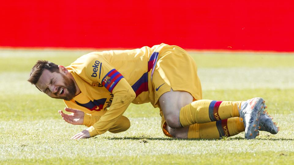 Set Piece Saviors: FC Barcelona Continues Worrying Open Play Drought As 'MSGD' Attack Fails